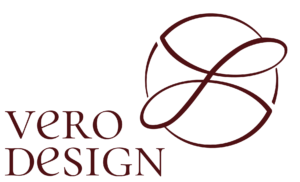 verodesign text logo